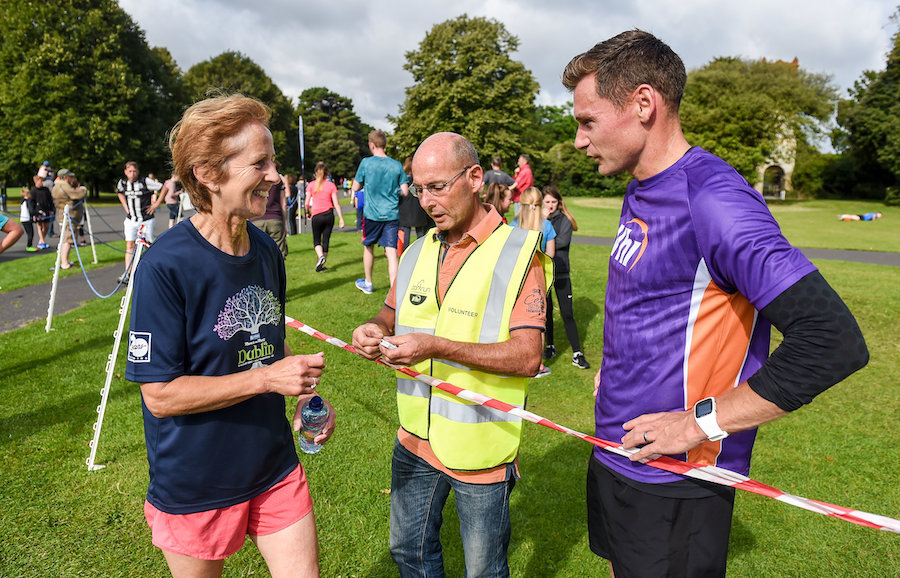 Vhi Special Event at St Anneís parkrun