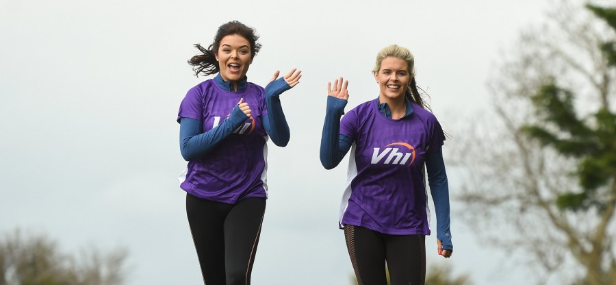 Vhi Run Together Day at Porterstown parkrun