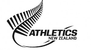 Athletics NZ logo
