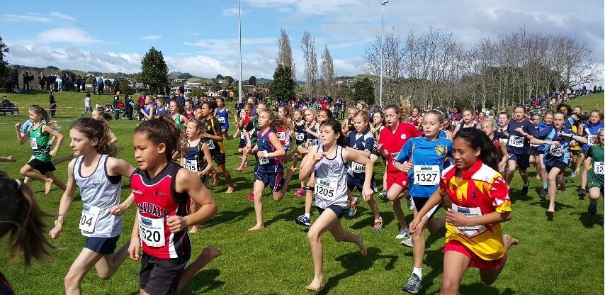 Cross country Athletics