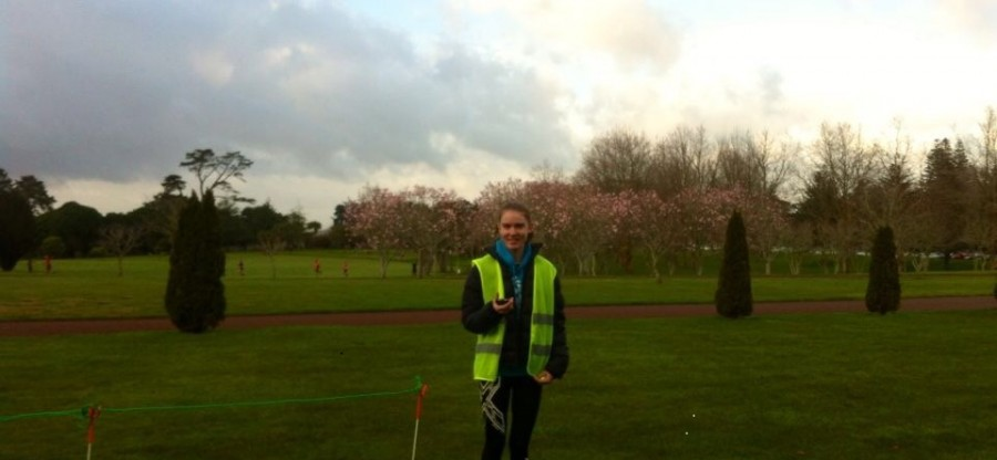 Emily - volunteer