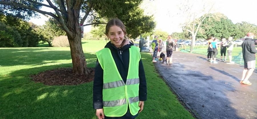 Molly Volunteer Oct. 3rd news