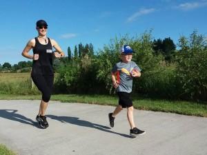 Cambridge NZ - young runner
