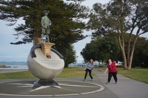 gisborne Captain Cook