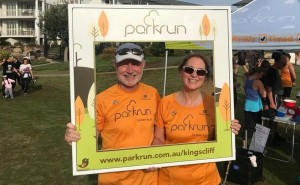 parkrun tourists