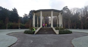 Invercargill band rotunda