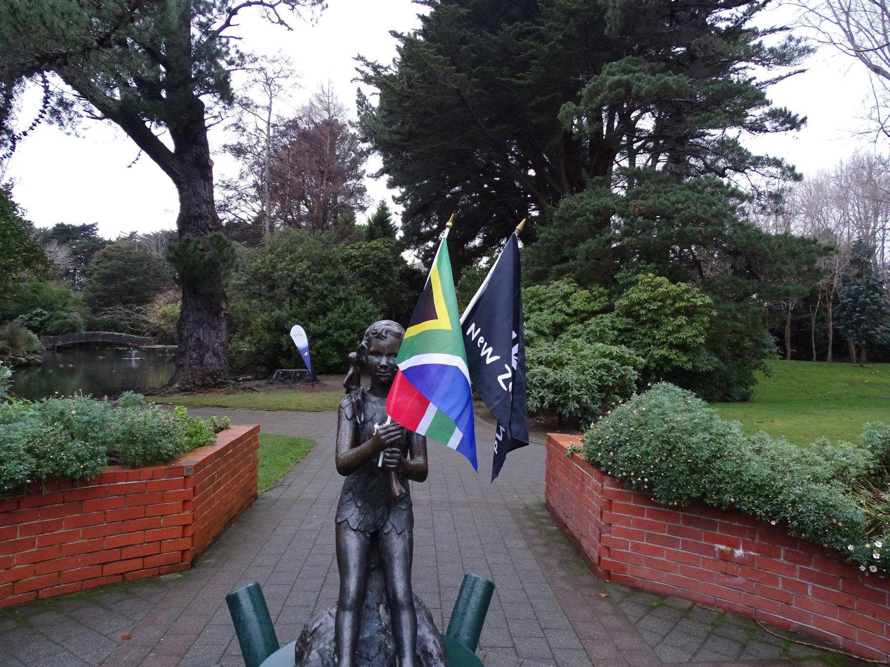 Invercargill flags