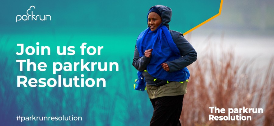Join us for The parkrun Resolution