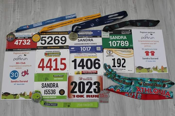 Race Medals 2018