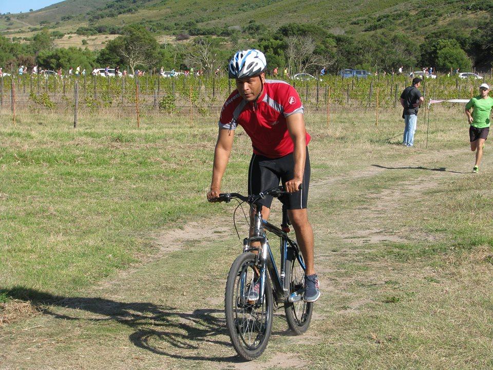 PR William Bennet Lead Bike
