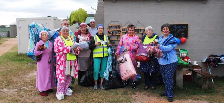 Pyjama Run donations