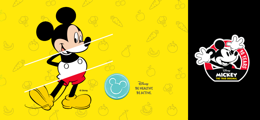 55407DHV Disney Vitality Kids Eat Healthy Campaign- Parkrun banner_V1_90...