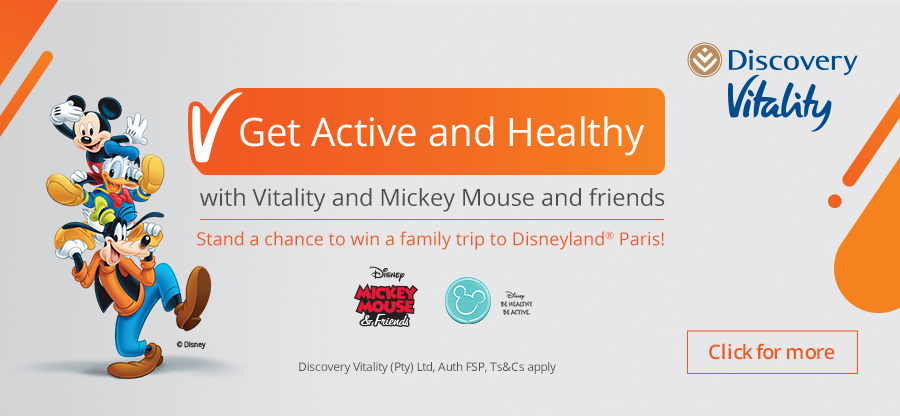 Healthy, happy Vitality families stand a chance to win a trip to