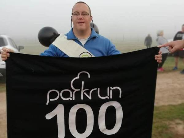 Gerhardus 100 Volunteer