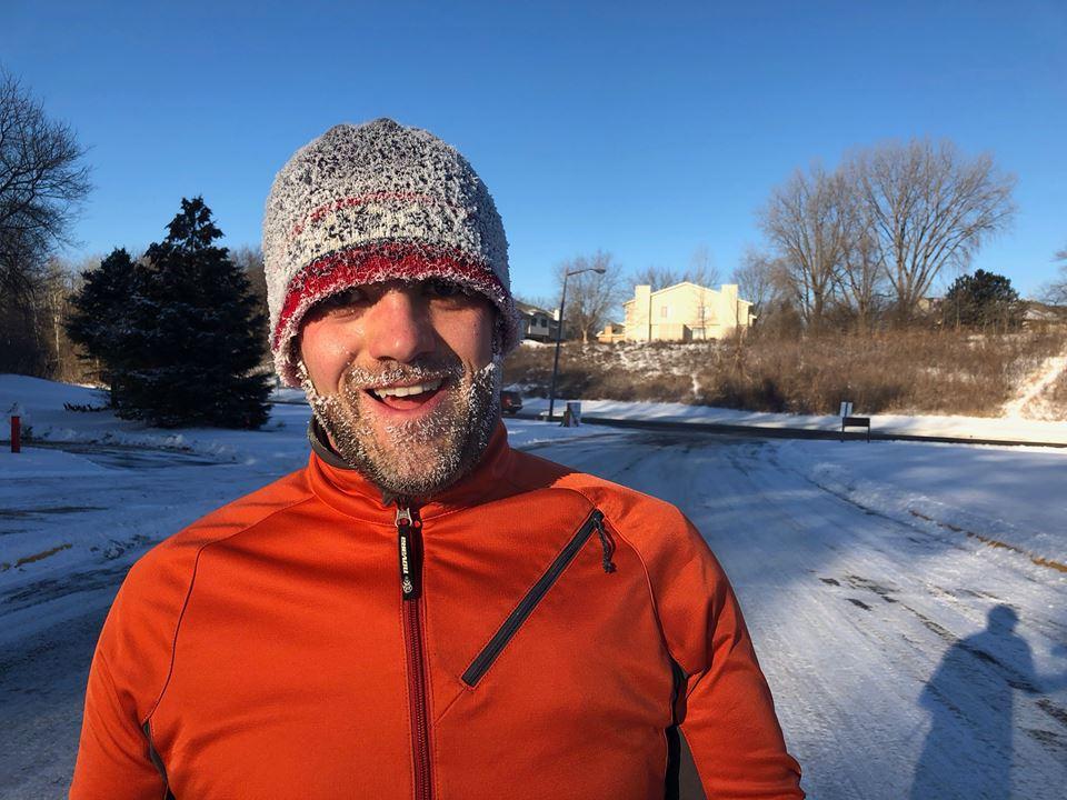 frosty beard