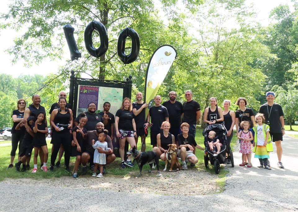 Leakin Park 100