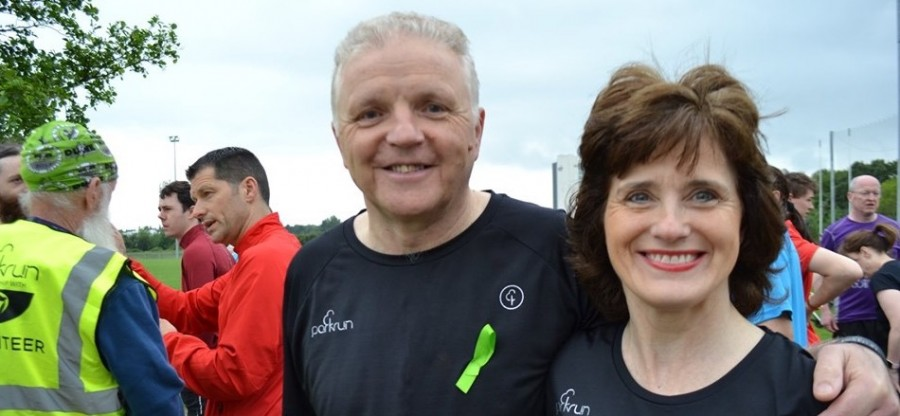 something about parkrun header