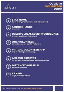 Volunteer code