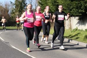 Surrey Half Marathon March 2014 by SussexSportPhotography.com