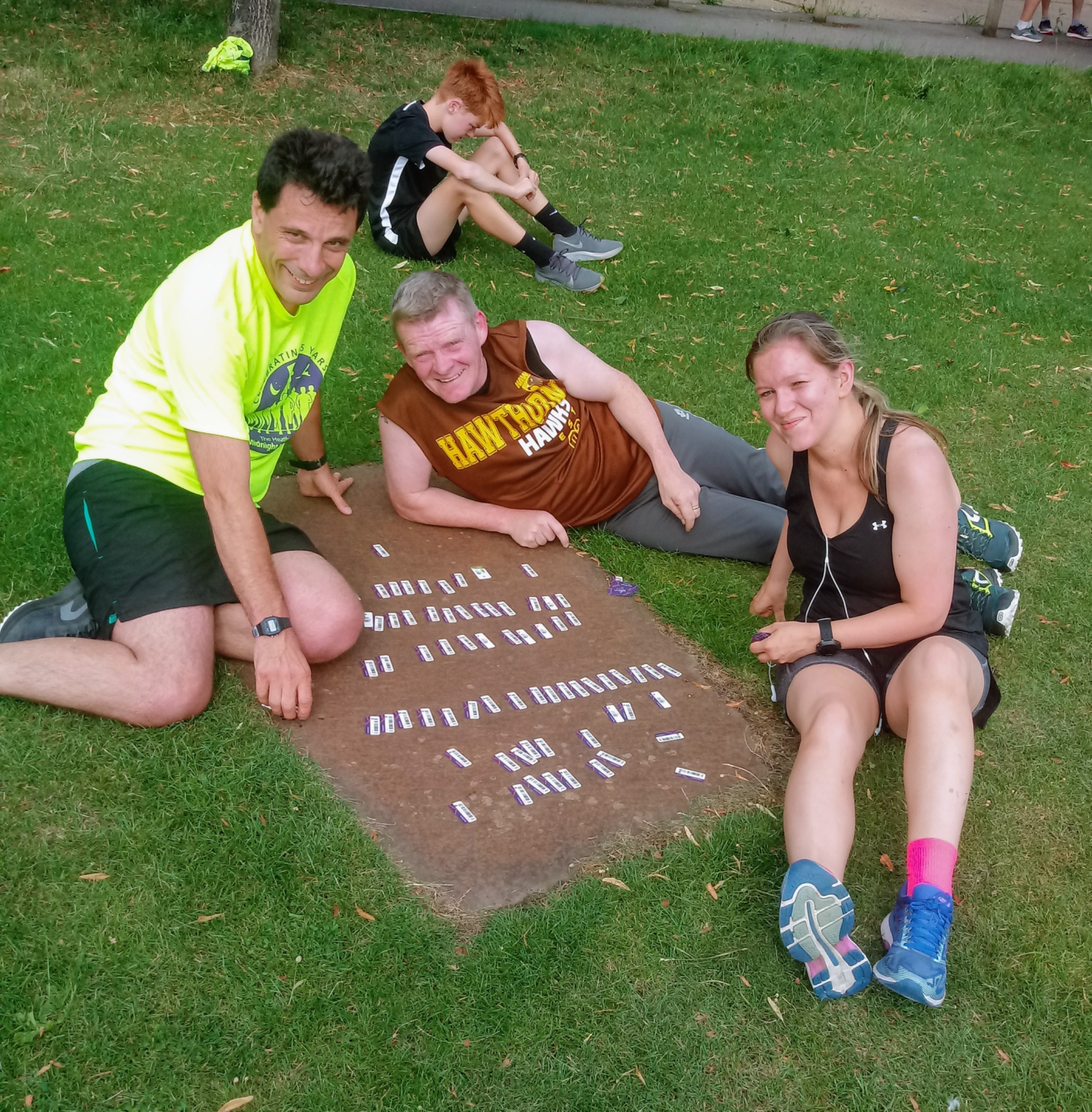 Run Reports | Walthamstow parkrun