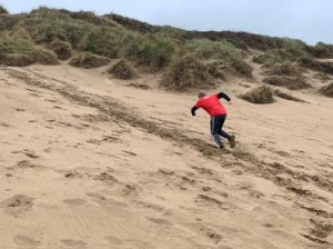 Mo Allen dune of doom