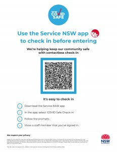 parkrun Inc - Ballina Coast parkrun QR code _ NSW Government