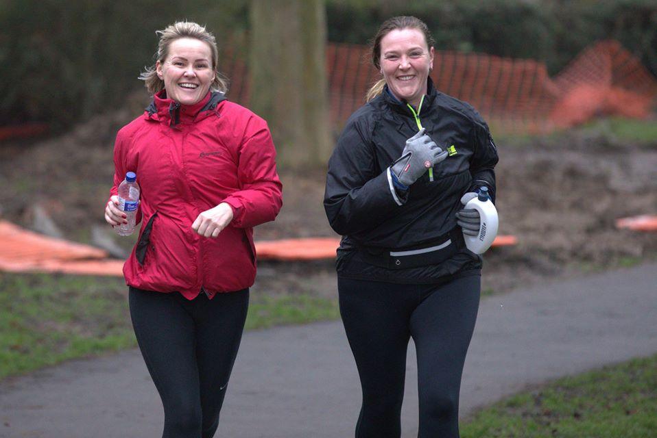 runner smiles