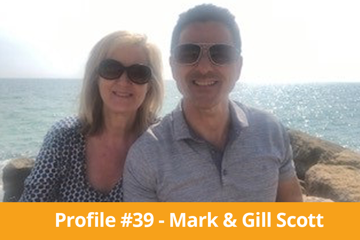 gill and mark