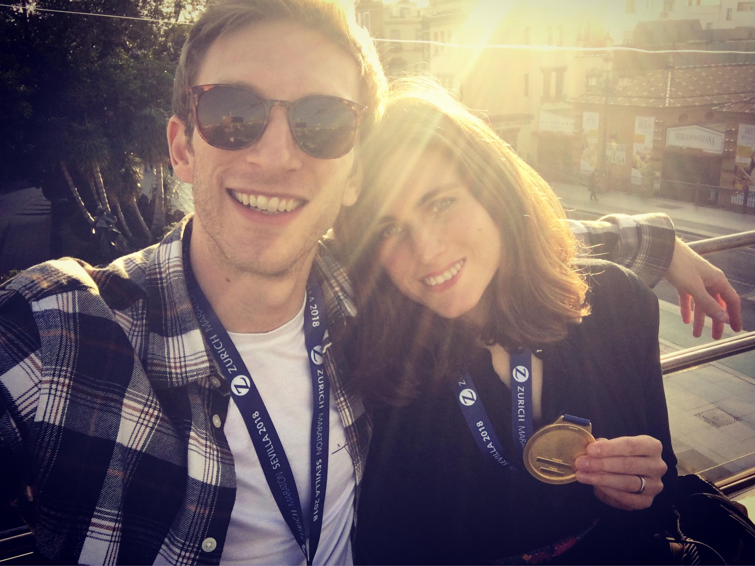S&B medals