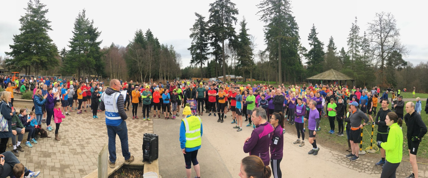 New Years' Day Run Briefing