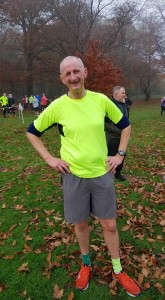 Neil from Melton Mowbray ran his 150th parkrun today, well done Neil!