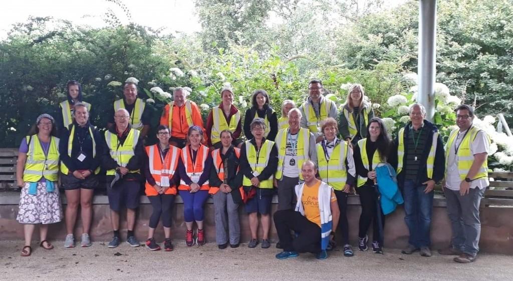 Thanks to this week's volunteers