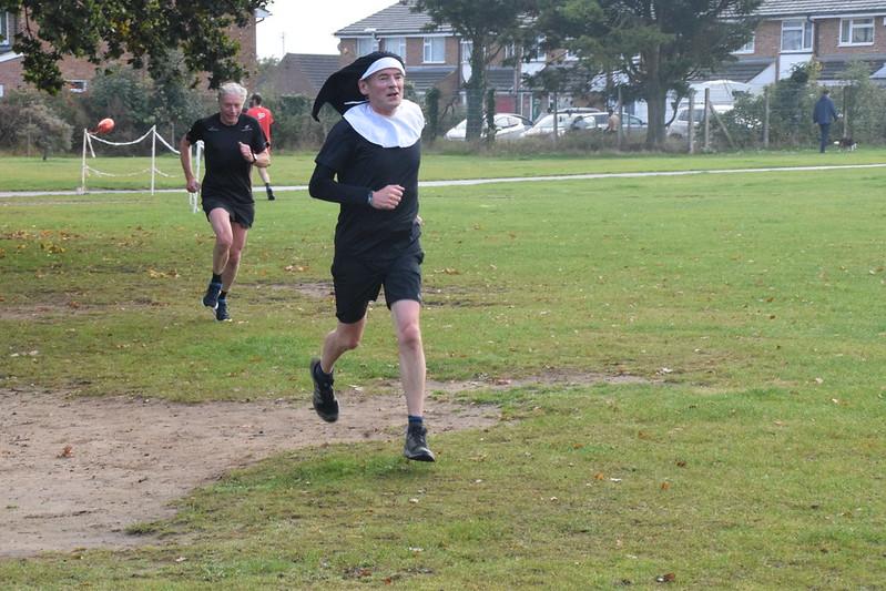 Nun on the Run