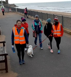 Exmouth Belles TailWalkers