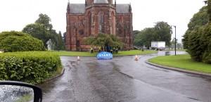 rainy parkrun 2