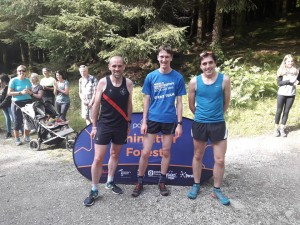 1st 3 finishers