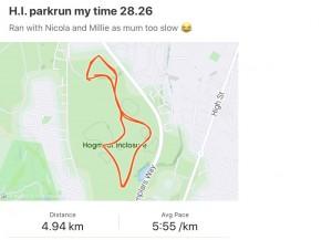 hogmoor parkrun
