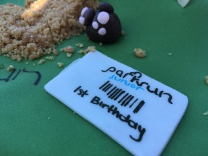 Outstanding Event 51 The One With The Birthday Cake Newark Junior Parkrun Personalised Birthday Cards Epsylily Jamesorg
