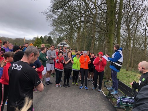 Run Director Roger 7th march 2020