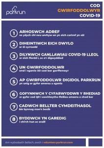 Covid-19 Code for volunteers