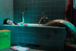 """Pic from """"The Lure"""" a horror mermaid musical.  Go figure."""