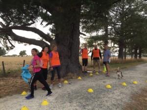 finish line volunteers