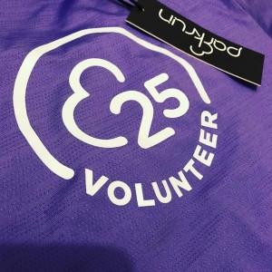 25 volunteer t