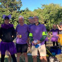 purple volunteers IWD
