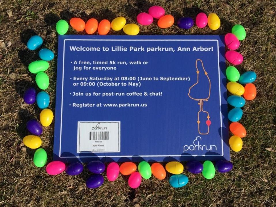 April | 2019 | Lillie parkrun, Ann Arbor