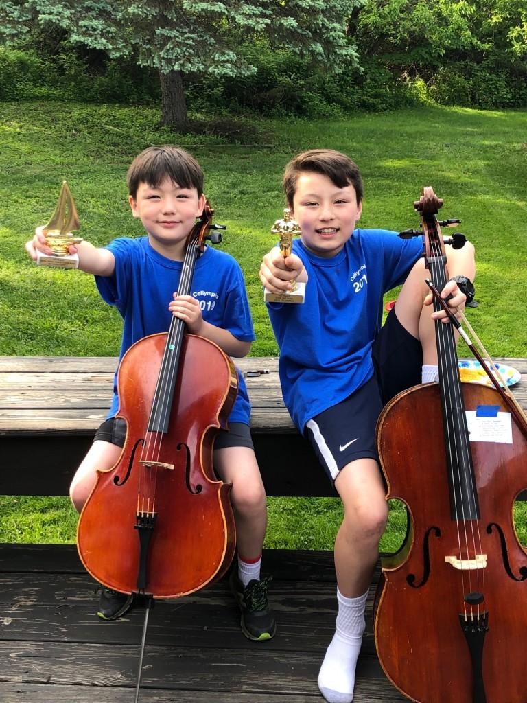 Yun cellists