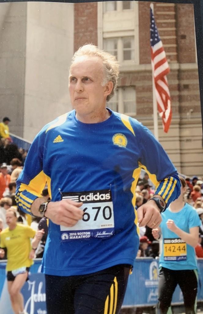 Reed runs Boston
