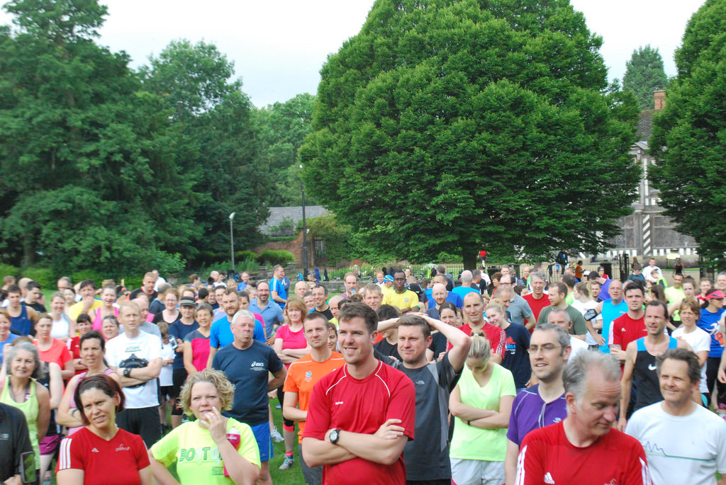 Event #194 – 4th July 2015 | Wythenshawe parkrun