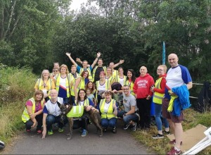 Rising Brook Runners Volunteers