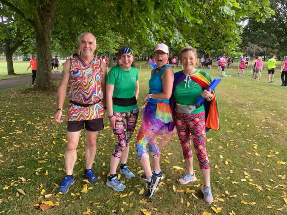 Pride Northampton parkun #416